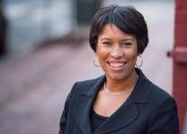 DC Mayor Says She is Politician Who Got Through to Trump About Cost of Military Parades