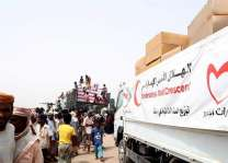ERC provides food aid to Almanthar population in Hodeidah, stops starvation
