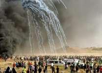 شهيدان و256 جريحا برصاص الاحتلال بغزة