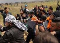 Israeli gunfire kills Gaza border protester: Palestinians