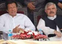 Chief Minister KP congratulates Imran Khan on being elected as prime minister-elect