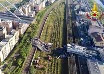 Death Toll in Genoa Bridge Collapse Rises to 41 - Rescue Services