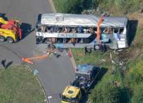 Three Killed After Bus With Ukrainian Tourists Crashes in Poland - Reports
