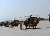 مقتل 22 شخصا من حرکة الطالبان عبر ھجوم القوات الأفغانیة الجویة