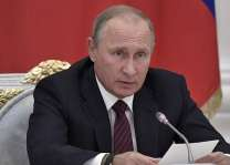 Putin Says Russia Making Significant Contribution to Europe's Energy Security