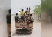 """بعد تحريرها من براثن الحوثي .. أهالي قرية """" المنظر """" بالحديدة فرحون بعودتهم إلى ديارهم"""