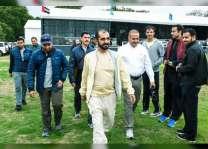 نائب رئيس الدولة يشهد مهرجان محمد بن راشد للقدرة في إنجلترا