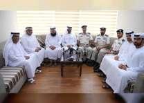بلدية أبوظبي تطلع على أفضل الممارسات في استخدام الطائرات بدون طيار في مراقبة المشاريع