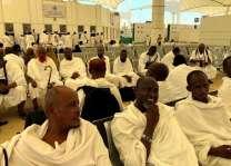 الشركة السعودية للخدمات الأرضية تنهي مرحلة خدمات المناولة لوصول حجاج بيت الله الحرام