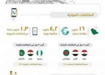 هيئة الاتصالات : أكثر من 20 مليون مكالمة ناجحة محلياً ودولياً في مكة المكرمة