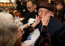 S. Koreans meet relatives in North after decades apart