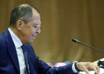 Lavrov Says to Discuss With Lebanese Counterpart Steps to Ensure Return of Syrian Refugees