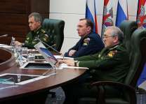 Russian Defense Minister Announces Surprise Combat Readiness Inspection in Eastern Regions