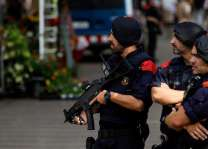 Man with knife killed in Spain police station attack: police