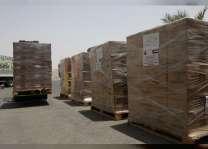 وفد من مؤسسة خليفة الإنسانية يغادر إلى السودان لإغاثة متضرري الفيضانات