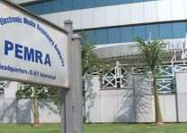 PEMRA warns two TV channels for airing indecent contents