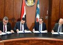 مصر:توقيع اتفاقيتين بتروليتين جديدتين