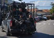 At least 13 killed in Rio security operations: officials