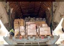 طائرة إغاثة إماراتية تحمل 30 طنا من المساعدات لمتضرري الفيضانات تصل إلى الخرطوم