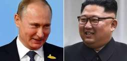Kremlin Confirms Putin Congratulated Kim Jong Un on Korea's National Liberation Day