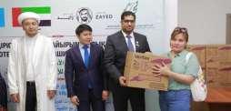 """سفارة الدولة تشرف على تنفيذ مشروع """"الأسرة المنتجة"""" في كازاخستان"""