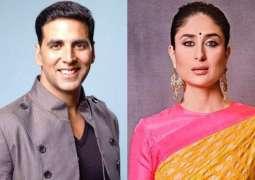 Akshay Kumar, Kareena Kapoor to appear in 'Good News'