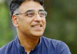 Jobs to be mainly generated through private sector: Asad Umar