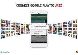 Jazz customers now able to make Google play purchases with direct billing