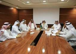وكالة رئاسة المسجد النبوي تعقد اجتماعا بمديري العموم وإداراتها