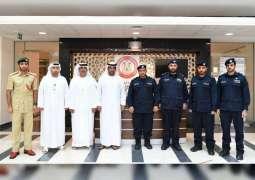 Abu Dhabi Police, Dubai Police explore best mechanisms to enhance safety and security