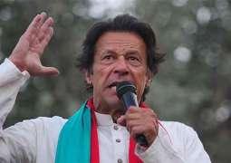 اسیں حکومت نہیں جہاد کرن آئے آں: عمران خان