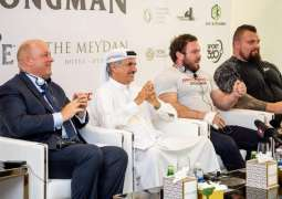 Strongman In Dubai Exceeds A Million Hits