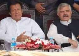 عمران خان نے وزیر اعلا خیبرپختونخوا دے ناں دا اعلان کر دتا