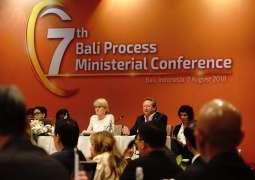 UAE participates in 7th Bali Process conference