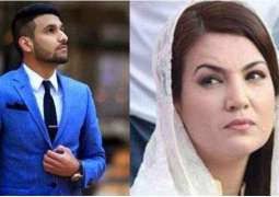 Maheen Taseer jumps into Reham, Zaid Ali's Twitter war