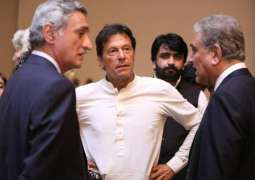 Imran Khan tells of Shah Mehmood Qureshi over differences with Jahangir Tareen