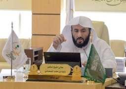وزير العدل السعودي: إجراءات قضائنا عادلة ونرفض أي تدخل في شؤون بلادنا