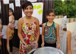 These little girls in Islamabad have opened food stall to generate fund for dams