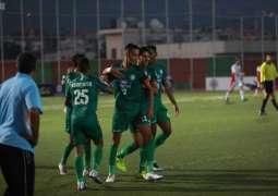 فريق السلام زغرتا يخسر من الرجاء البيضاوي  2 -  1  في ذهاب دور الـ32 لبطولة كأس العرب للأندية الأبطال