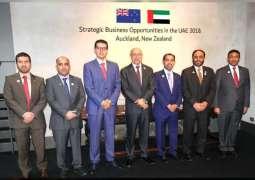 UAE Ambassador discusses strategic business opportunities in Auckland