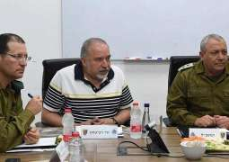 Next Round of Hostilities in Gaza Matter of Time - Israeli Defense Minister
