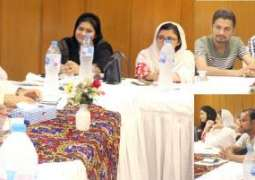 16 MUET Water Center Students Depart for USA on Exchange Visit