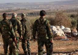 Militant Shelling of Syrian Army Positions Leaves 3 Syrian Troops Killed -Russian Military