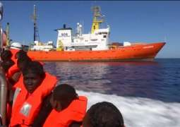 Spain Thinks Aquarius Ship With Migrants on Board Should Opt for Closer Port - Source