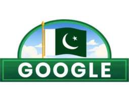 Google doodle marks Pakistan's Independence Day
