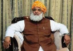 مولانا فضل الرحمان خلاف غداری دا مقدمہ درج کر لیا گیا