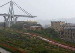 At Least 11 People Killed in Motorway Bridge Collapse in Italys Genoa - Reports