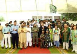 Pakistan Navy Celebrates  71St Anniversary Of Pakistan With Traditional Zeal And Zest