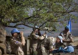 Syrian Defense Minister, UN Officials Discuss Return of UN Peacekeepers to Golan Heights