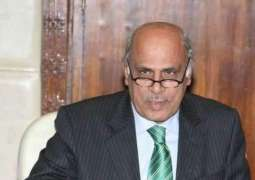 Punjab Governor Rafique Rajwana resigns